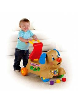 Ходилка-каталка Fisher Price ''Веселый  щенок''